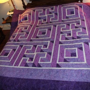 Quilts Stitch By Stitch Quilting