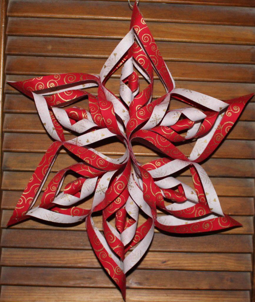 Fabric Star Stitch By Stitch Quilting